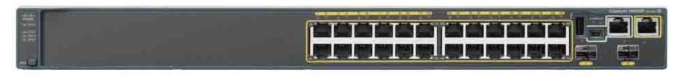 Switches Catalyst 2960S 24TS L frnt 1000